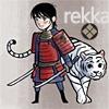 pentapus: (RW Ryo tiger samurai)