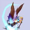 crownlessbluebird: (Glide Strike)