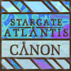 "sgacanon: Stained Glass SGA Logo and the word ""canon"" (Default)"