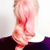 printemps: (stock ♣ pink hair)
