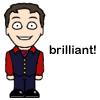 brilliantclot: (Brilliant)