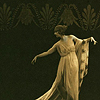 glaukopis: Woman in classical dress (classics)