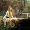 glaukopis: Painting: Lady of Shalott (shalott)