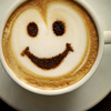 vanillateatime: (latte smiley face)