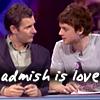 wolfanfics: (AusCom: Admish is love)