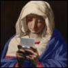 oddtweed: Ave Maria! (Maria)