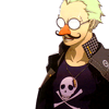 ceilonar: Kanji Tatsumi with funny glasses (Kanji)