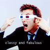 mutantenemy: (dw::3D glasses classy and fab)