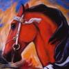 blackmare: (fire horse)