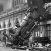 blackmare: (french train wreck)
