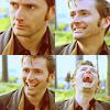 nevermindtherunning: ([ten] manic laugh)