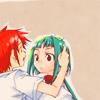segues: [ Mai-HiME  ] (Akira/Takumi ♫ And when my smile)