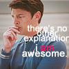 lindermere: (Bones awesome)