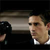 fangirlishness: Person of Interest - John Reese with a camera (poi_reese camera)