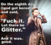 wynkat: Adam - Let there be glitter