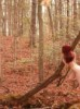 prettylilpet: A pic of me in the woods. (Default)