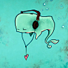 titch: (Whales loves music)