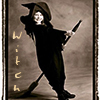 wynkat: Witch - little withc on broom