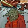 melannen: Yoda. Facepalming. (facepalm)