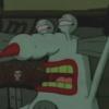 grombleness: (Fess up slimeball!)