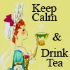 wandererriha: Keep Calm & Drink Tea (Tea)