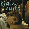 lunadelcorvo: (My brain hurts)