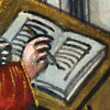lunadelcorvo: (Writing Manuscript)