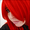 zellah: (red hair)