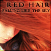 lunadelcorvo: (Red hair falling like rain)