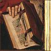 lunadelcorvo: (Manuscript in hand)