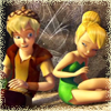 spaciireth: Tinkerbell and Terence (Characters: Tink and Terence)