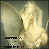 ext_3167: Happiness is a dragon in formaldehyde  (Quote Me)