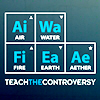 ahorbinski: The five elements theory in the style of the periodic table of the elements.  (teach the controversy)