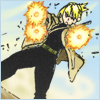 cashew: Picture of Riza Hawkeye emptying her guns at the viewer (FMA // die)