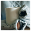 sweet_nothings: sweater hands holding a mug of tea (hot tea)