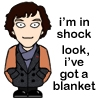 sarren: (shock blanket)