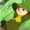 yuuago: (Moomin - Snufkin again)