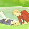 yuuago: (DenNor - Be with you)