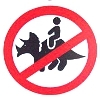 canadian_jay: Don't Ride the Triceratops (Don't Ride the Ceratops)