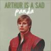 butterflycell: Merlin: Arthur (sad)