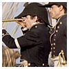 sharpiefan: Hornblower, with telescope,  and Bush, (HH I spy)