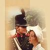 sharpiefan: Rifleman and woman, hugging (Cotton/Maggie)