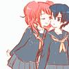 therealrisette: (Bestie snuggles. ♥)