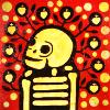 """fosfomifira: (Skull says """"shiny!"""")"""