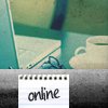 hermitsoul: online computer icon (* Online: unexpectedbox)