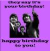 sobelle: (Happy Birthday)