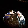 titch: (Tour - Group Huddle)