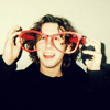 surrealistdreamer: (josh with glasses)