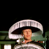 cinco: Giles looking pleased in his sombrero (buffy: giles in a sombrero)