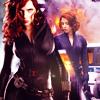 justhuman: Split BW comic/BW Avengers 2012 (BW-split)